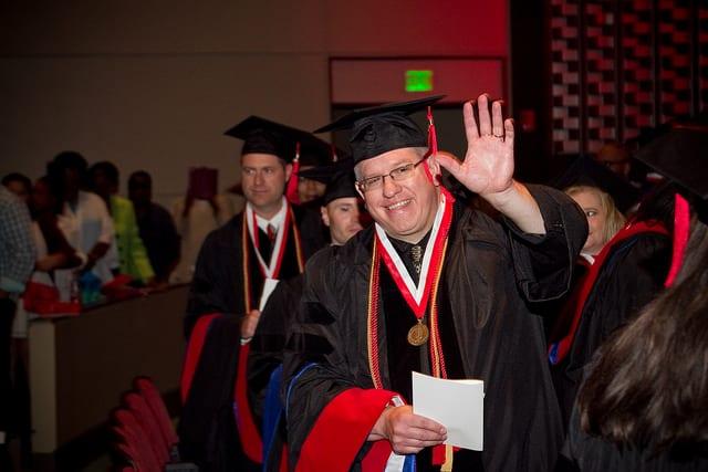 Graduation 16