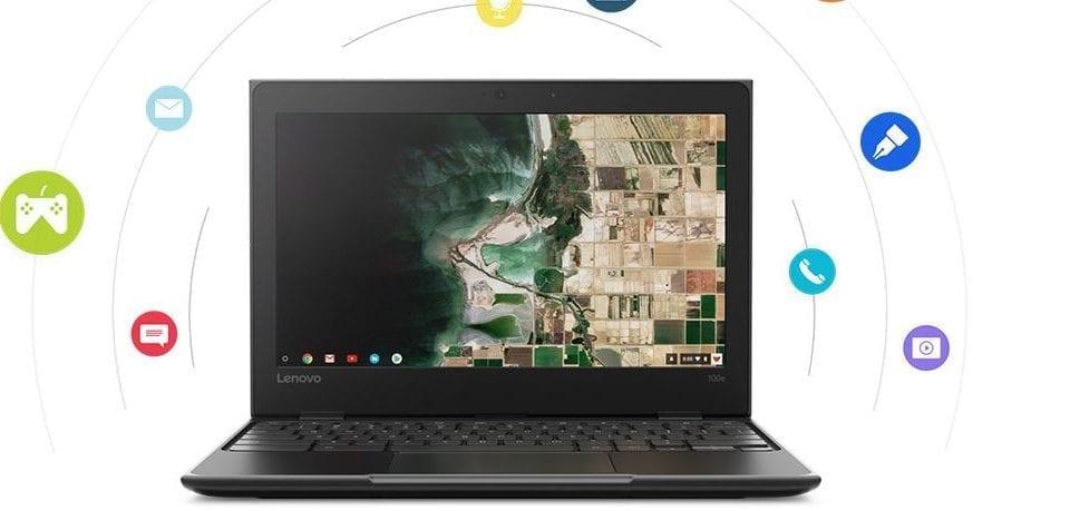 Amridge Chromebook Program