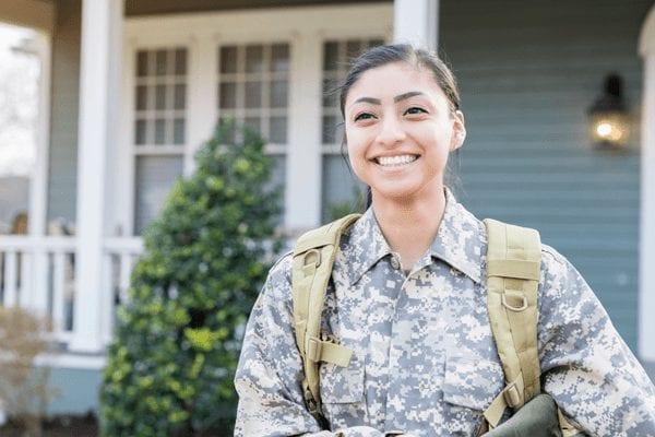 Military Student AU